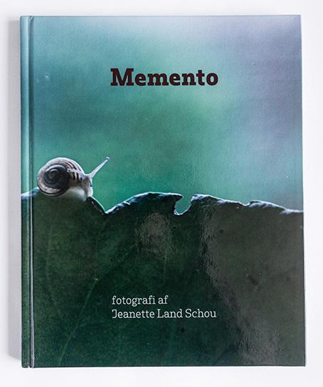 Memento-omslag